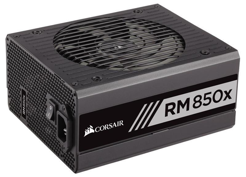 CORSAIR RM850x 850W ATX Noir unité d'alimentation d'énergie