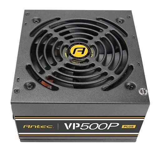 ANTEC VP500P Plus EC unité d'alimentation d'énergie 500 W ATX Noir