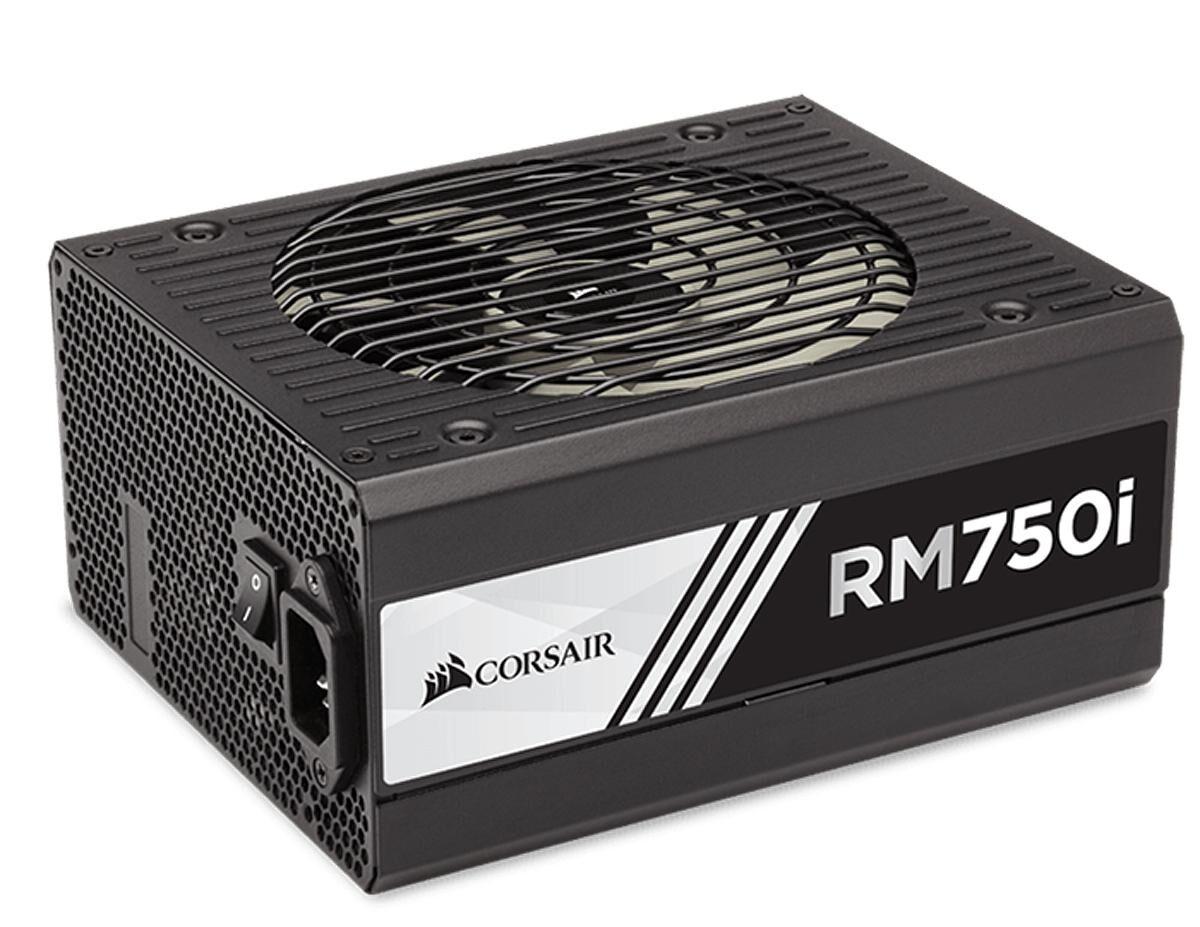 CORSAIR RM750i 750W ATX Noir unité d'alimentation d'énergie