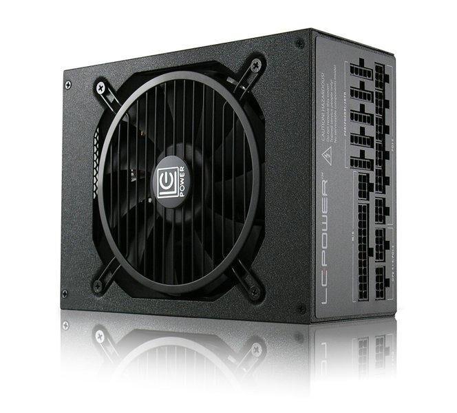LC-POWER LC1200 V2.4 unité d'alimentation d'énergie 1200 W ATX Noir