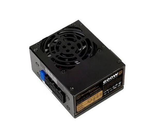 SILVERSTONE Alimentation modulaire SFX SX-600-G semi passive 600W ATX 12V - 80PLUS Gold