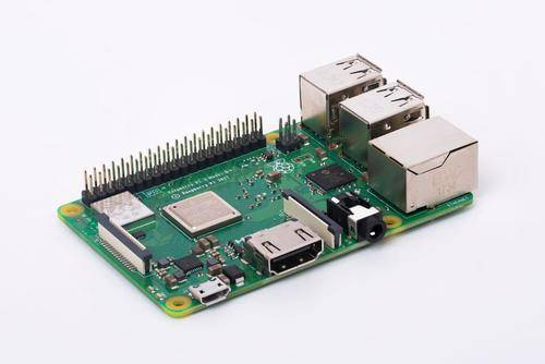 RASPBERRY PI PI 3 MODEL B+ carte de développement 1,4 MHz BCM2837B0
