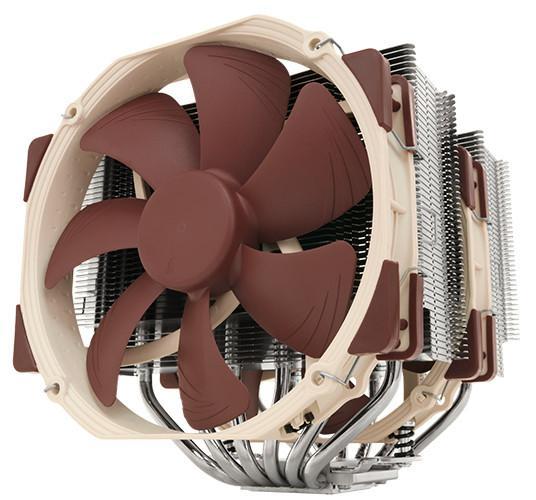 NOCTUA NH-D15 SE-AM4 ventilateur, refroidisseur et radiateur Processeur