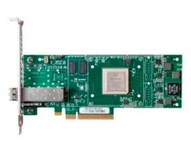 LENOVO QLogic 16Gb FC Single-port HBA Interne Fibre 16000Mbit/s carte et adaptateur réseau