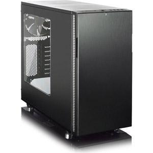 FRACTAL DESIGN Boîtier Moyen Tour Define R5 Blackout Edition Window Noir avec fen?tre (sans alimentation)