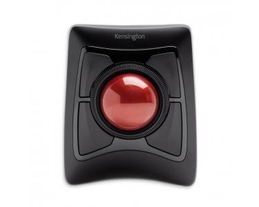 KENSINGTON Wireless Trackball Bluetooth+USB Trackball Ambidextre Noir