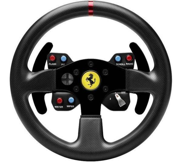THRUSTMASTER Volant de remplacement Ferrari GTE F458 Wheel Add-on