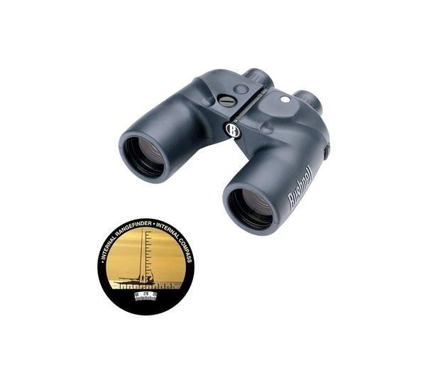 BUSHNELL Jumelles Digital 7X50 MARINE COMPASS - RETICLE (137500)