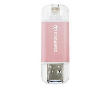 TRANSCEND JetDrive Go 300 TS32GJDG300R 32Go USB 3.0 (3.1 Gen 1) Type A Rose lecteur USB flash