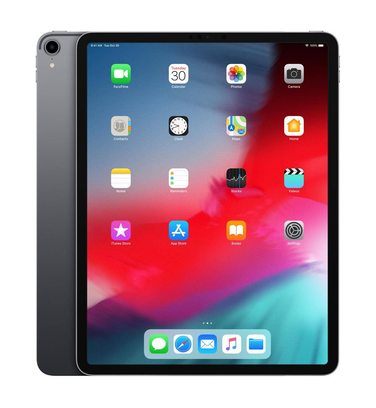 APPLE iPad Pro tablette A12X 1024 Go Gris