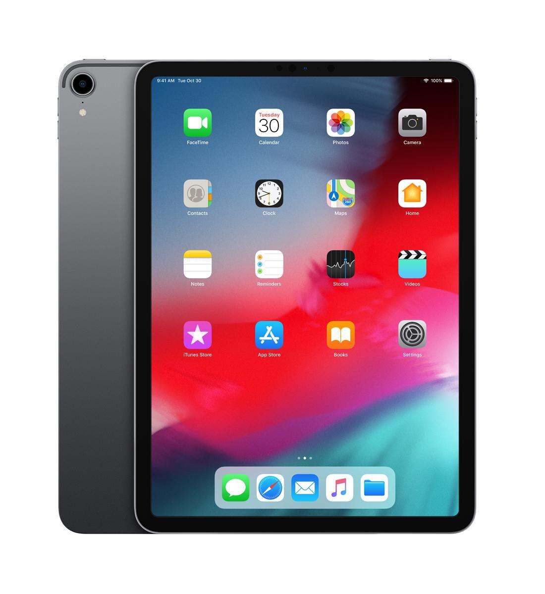 APPLE iPad Pro tablette A12X 512 Go Gris