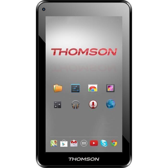 "THOMSON TEO-QUAD7BK16 - 7"" - 16 Go - Tablette"