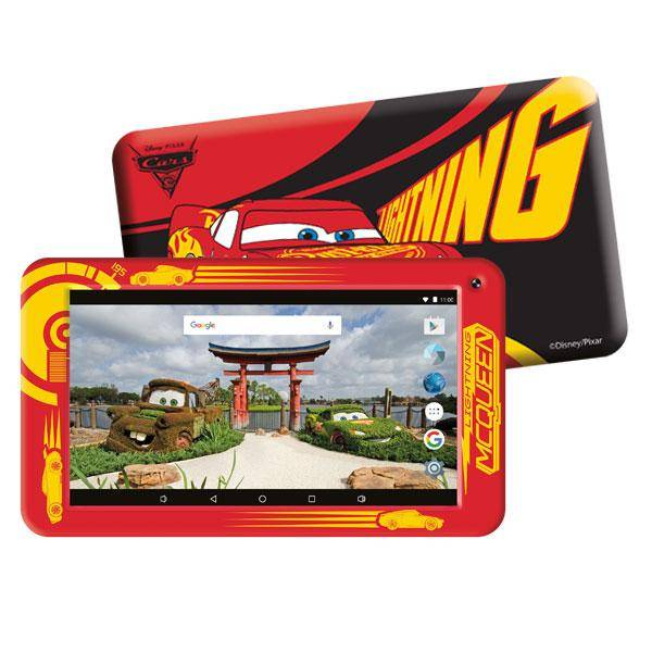 ESTAR 7 Themed Tablet Red Cars