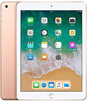 "APPLE iPad 2018 9,7"" WiFi 128 Go Or"