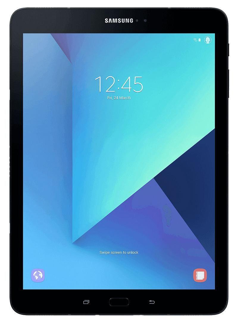 SAMSUNG Galaxy Tab S3 SM-T825N tablette Qualcomm Snapdragon 820 32 Go 3G 4G Argent