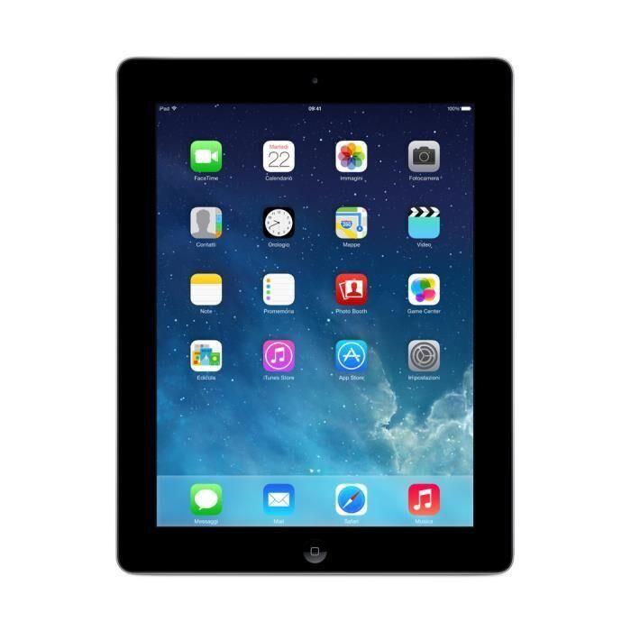 APPLE iPad 3 16GB WIFI 3G Noir