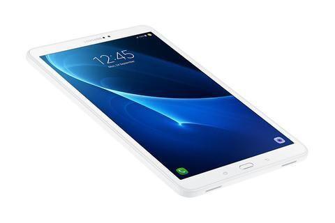 SAMSUNG Galaxy Tab A - Tablette - 16 Go TFT - Appareil-photo arrière+ appareil-photo avant - Logement microSD - Wi-Fi, Wi-Fi, Bluetooth - 4G