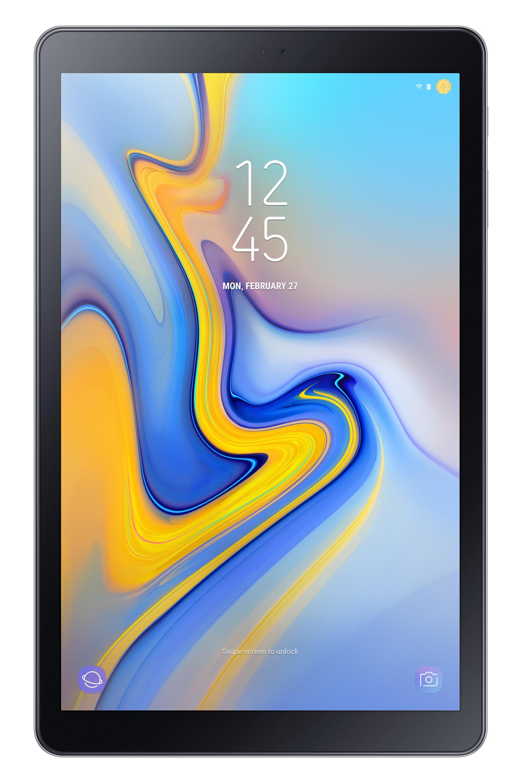 SAMSUNG Galaxy Tab A (2018) SM-T590N tablette Qualcomm Snapdragon 450 32 Go Gris