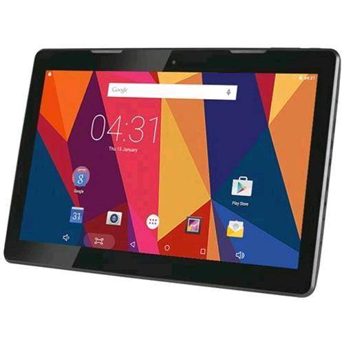 "HANNSPREE HANNSpad SN14TP1B - Tablette - Android 5.1 (Lollipop) - 16 Go - 13.3"" IPS ( 1920 x 1080 ) - Appareil-photo arrière+ appareil-photo avant - hôte USB - Logement microSD - Wi-Fi, Bluetooth"