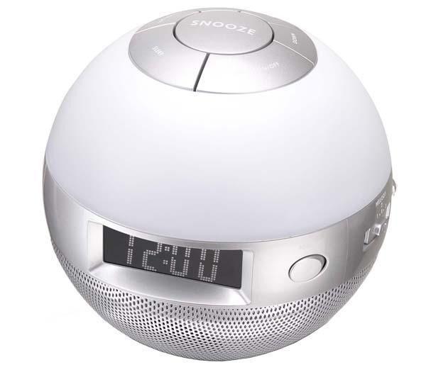 LENCO Radio réveil CRW-1
