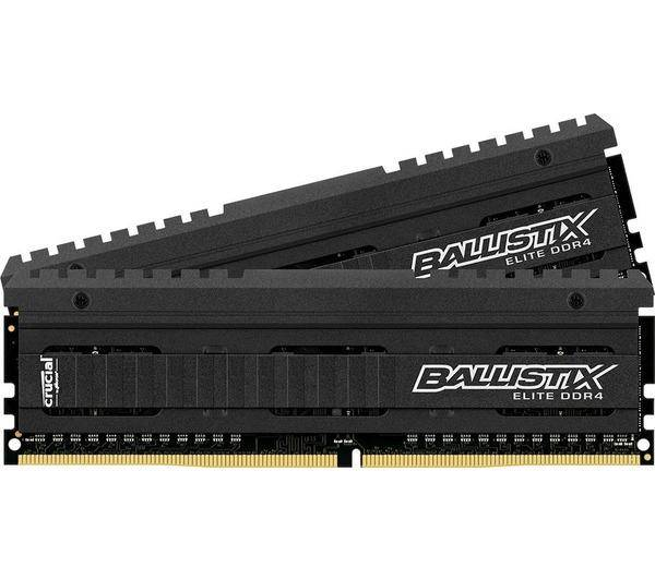 CRUCIAL kit 8Go DDR4 2666MHz CL16