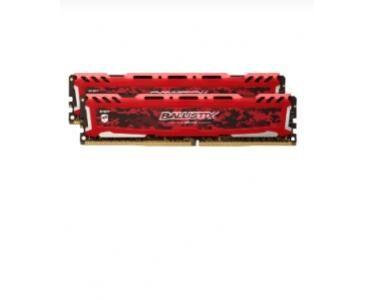 CRUCIAL Ballistix Sport LT 16GB DDR4-2666 UDIMM 16Go DDR4 2666MHz module de mémoire