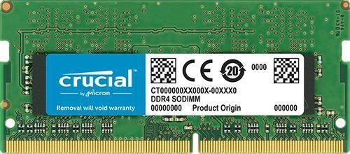CRUCIAL CT16G4SFD8266 module de mémoire 16 Go DDR4 2666 MHz