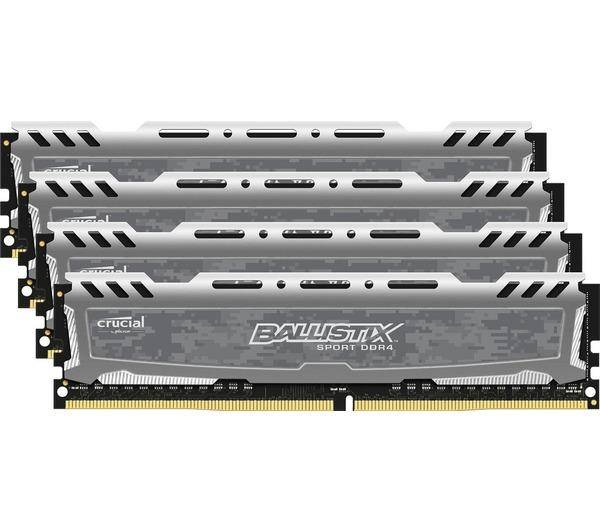 CRUCIAL Mémoire RAM BLS4C8G4D240FSB
