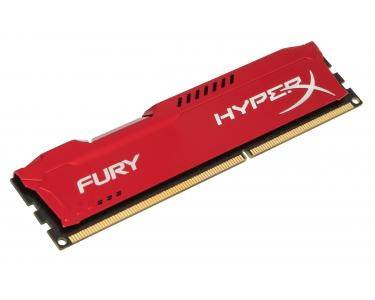 KINGSTON HyperX FURY Red 8GB 1866MHz DDR3 8Go DDR3 1866MHz module de mémoire