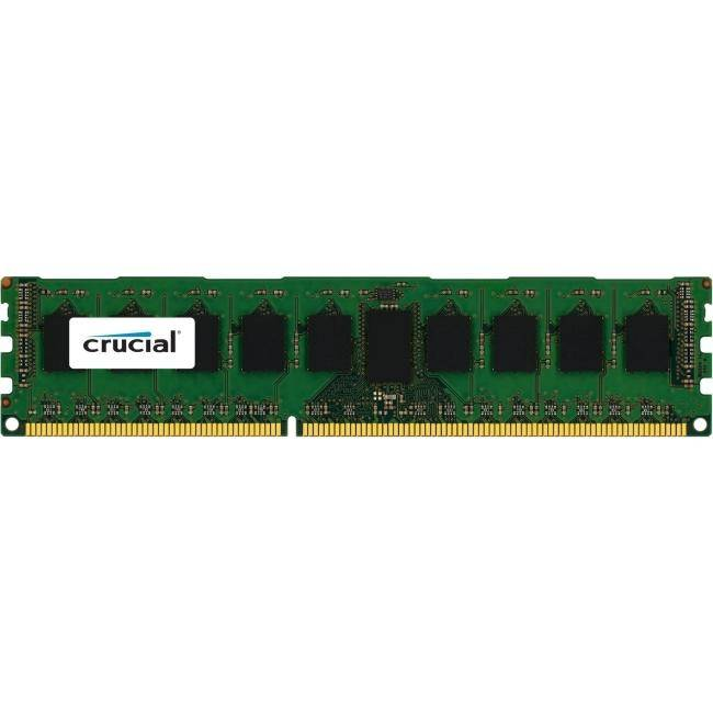 CRUCIAL Mémoire 8 Go DDR3 ECC UDIMM 1866 MHz Mac Pro 2013