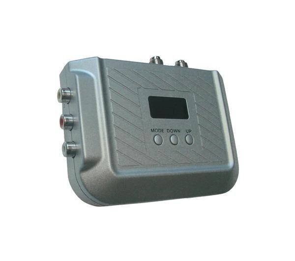 AXING Modulateur AV stéréo AVM 6