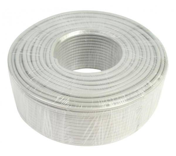 VALUELINE Coaxial cable 75 ohm 100 m