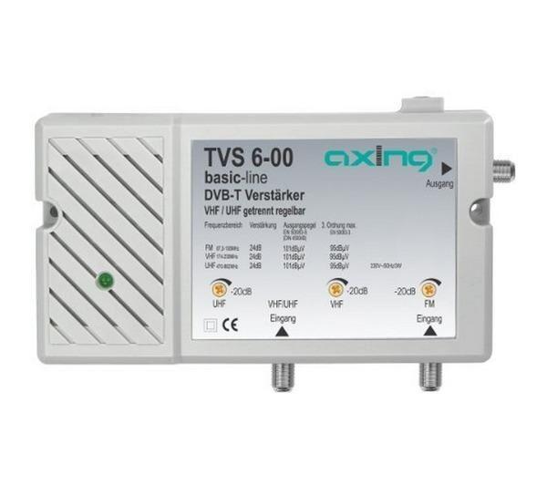 AXING Amplificateur TNT TVS 6-00