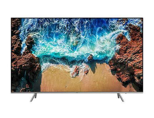 """SAMSUNG Series 8 UE82NU8000TXZT écran LED 2,08 m (82"""") 4K Ultra HD Smart TV Wifi Noir, Argent"""