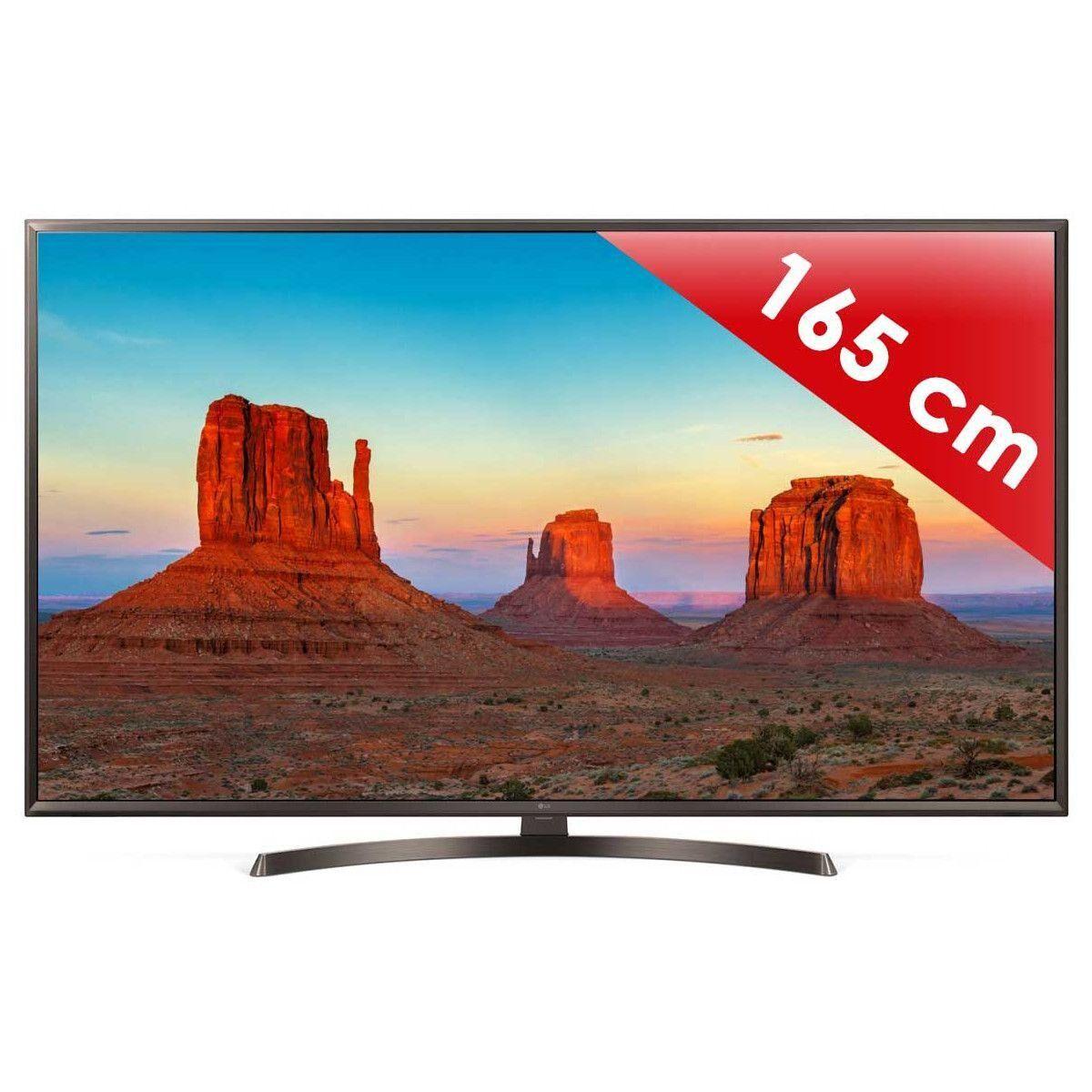 LG Téléviseur 65 UK 6400 PLF - UHD /4K - 65'