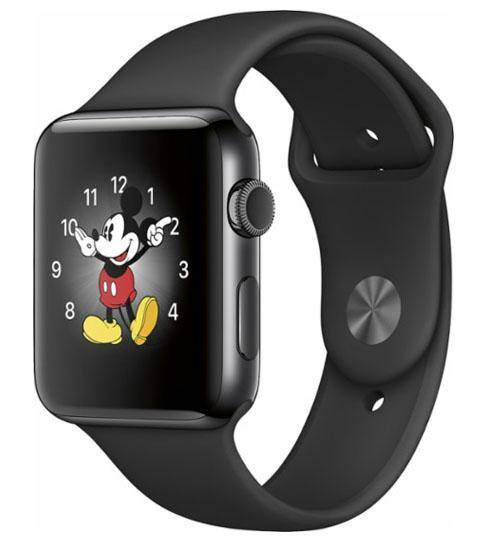 APPLE Watch S3 -42 mm- Space grey