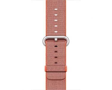 APPLE MNK52ZM/A Bande Orange Nylon accessoire pour smartwatch