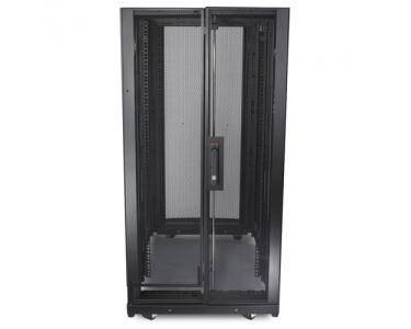 APC NetShelter SX 24U 600mm x 1070mm Deep Enclosure Freestanding rack Noir étagère