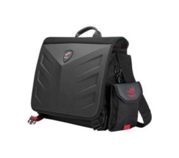 """ASUS ROG Ranger Messenger - Sacoche pour ordinateur portable - 15.6"""" - noir"""