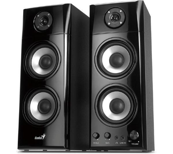 GENIUS SP-HF1800A - noir - Enceintes PC