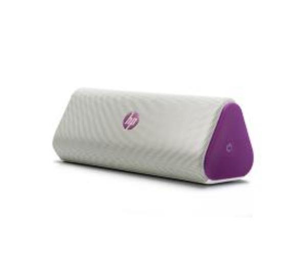 HP Roar Plus - Haut-parleur - pour utilisation mobile - sans fil - violet - pour HP, ENVY x360, Pavilion x360, Spectre x360, Stream
