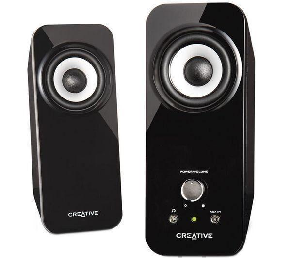 CREATIVE Haut-parleurs multimédia 2.0 Inspire T12