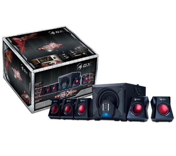 GENIUS SW-G 5.1 3500 - Enceintes PC