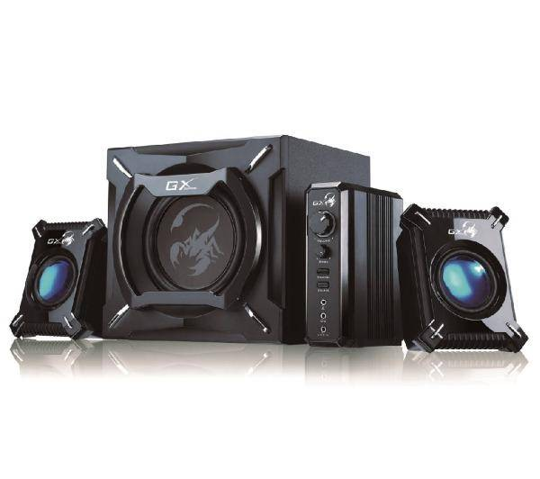 GENIUS SW G2.1 2000 - Enceintes PC GX Gaming