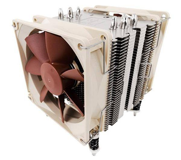 NOCTUA Ventilateur processeur NH-U9DX i4 Socket Intel 1356/1366/2011