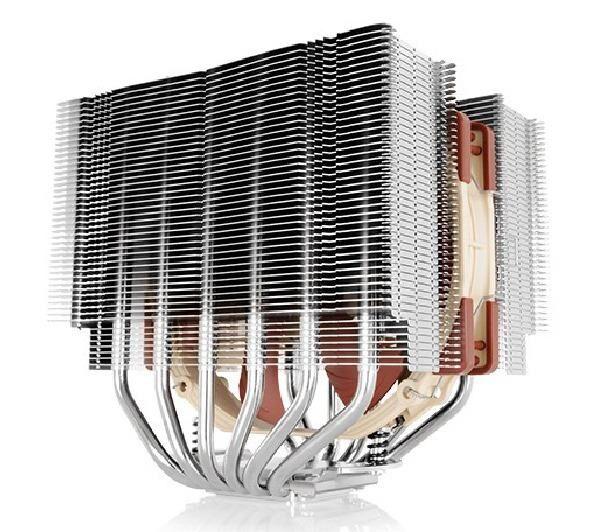 NOCTUA Ventilateur de processeur NH-D15S (pour sockets 2011/1150/1151/1155/1156/AM2/AM2+/AM3/AM3+/FM1/FM2/FM2+)