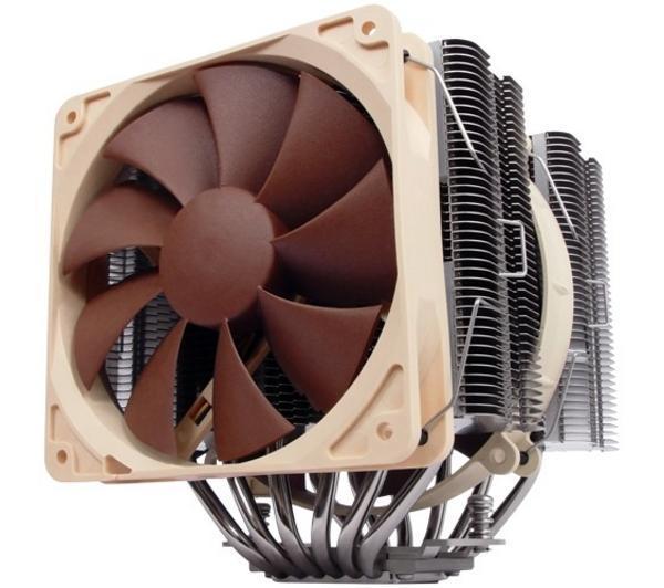 NOCTUA NH-D14 (pour sockets 775/1156/1366/AM2/AM2+/AM3) (NH-D14)