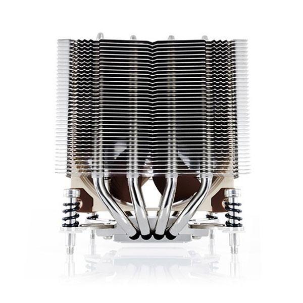 NOCTUA Ventilateur de processeur NH-D9DX I4 3U pour Socket LGA2011-0 & LGA2011-3, LGA1356, LGA1366