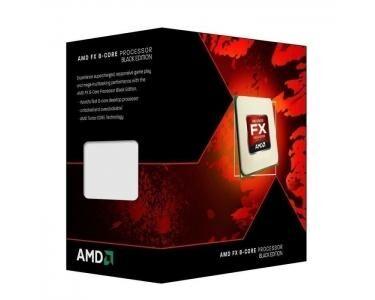 AMD FX 8350 4GHz 8Mo L2 Boîte processeur