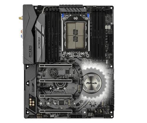 ASROCK X399 Taichi Socket TR4 AMD X399 ATX